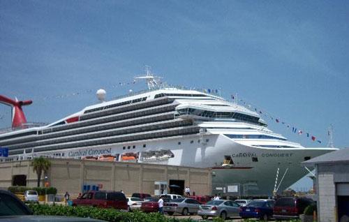 Princess Cruise Parking Long Beach