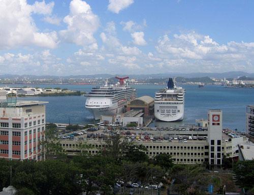 Pan American Pier San Juan Car Rental