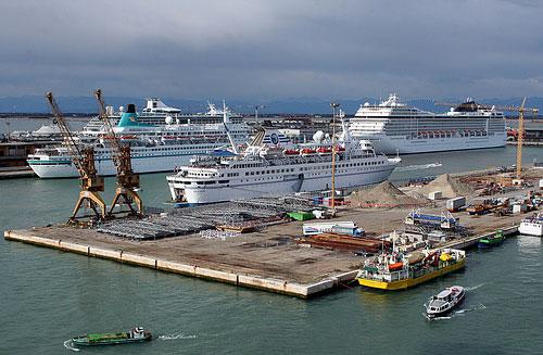 Mediterranean Port Of Departure  Venice  Cruise Ship Captain